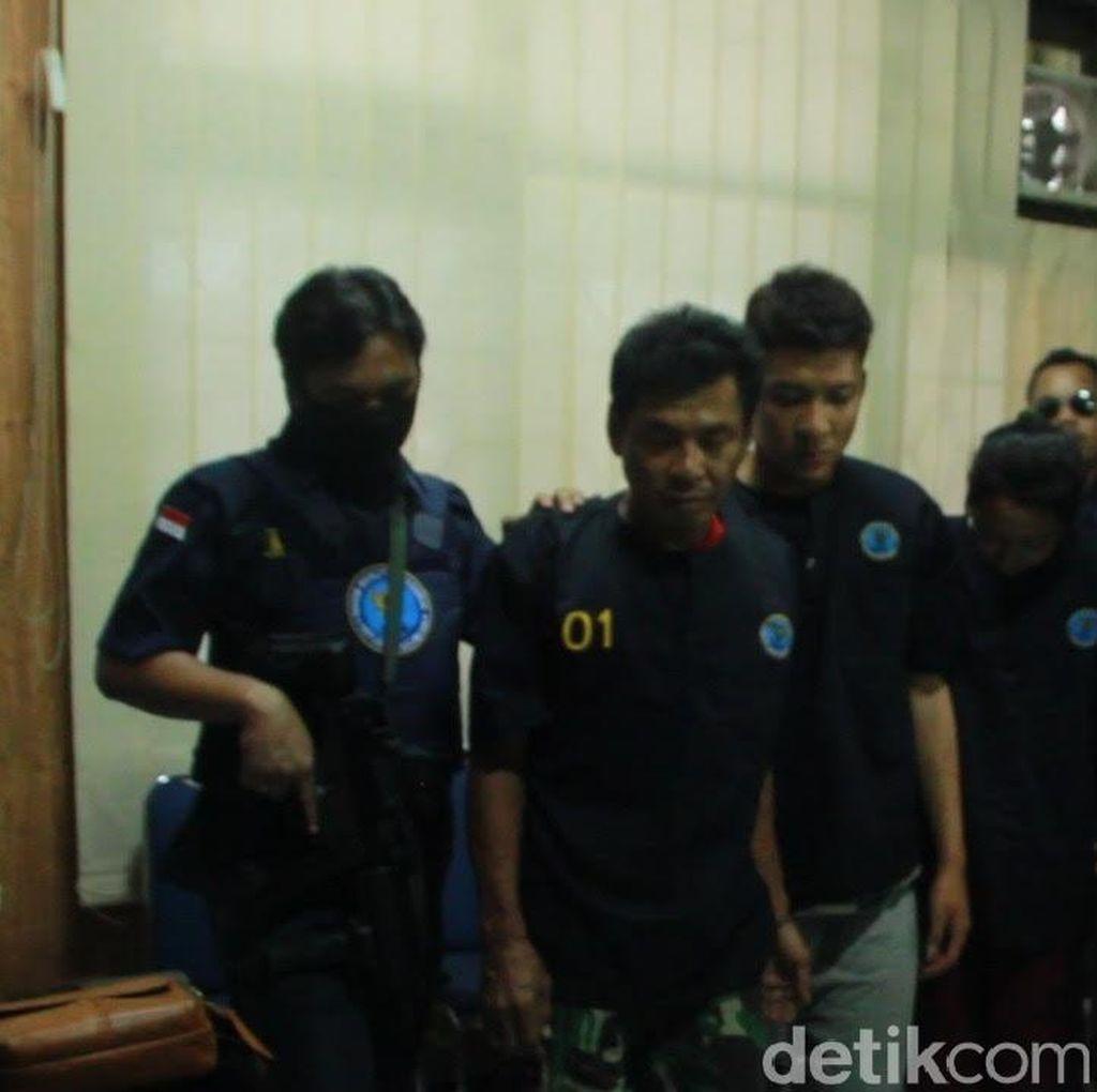 Dua Pasangan Suami Istri Ditangkap BNNP Jateng
