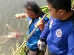 Bocah SD Ditemukan Tewas di Sungai Korban Pembunuhan