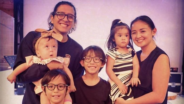 Keluarga Joanna Alexandra/ Foto: Instagram @joannaalexandra