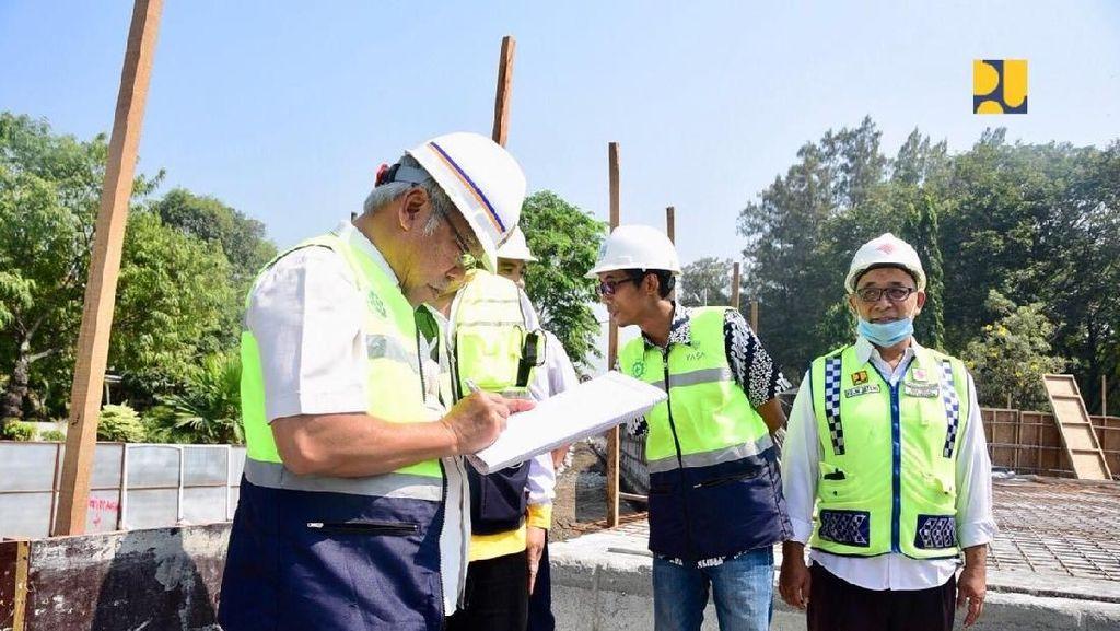 Progres Flyover Manahan Solo 45%, Menteri PUPR: Target Oktober