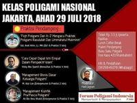 Viral Kelas Poligami Nasional, Dapat Kaos #2019tambahistri