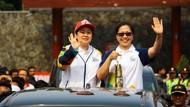 Kirab Obor Asian Games 2018 Sampai Blitar