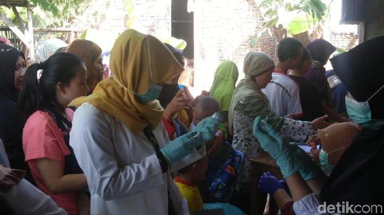 Walkot Semarang Minta Warga Tidak Tolak Imunisasi Difteri