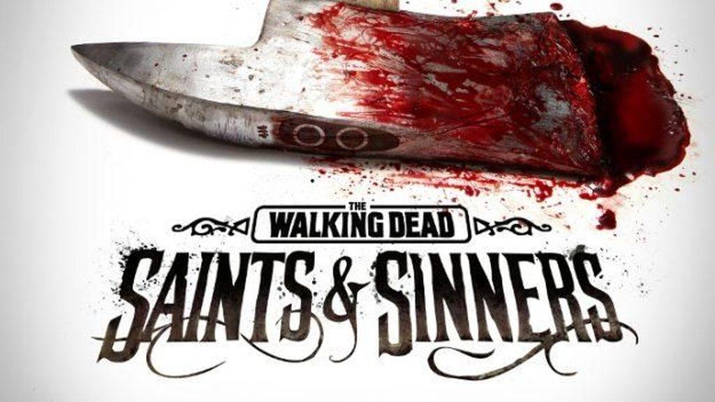 Catat! Ini Jadwal Rilis Game VR Pertama The Walking Dead