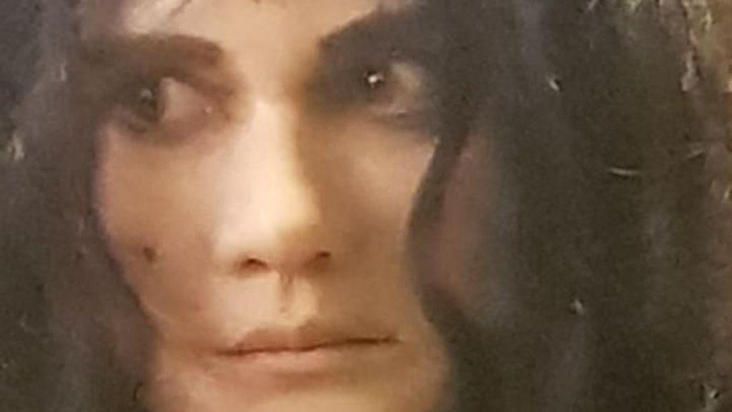 Close Up! Foto Luna Maya Berubah Total Jadi Suzzanna yang Menyeramkan