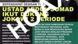 Ustaz Abdul Somad soal Meme Dukung Jokowi 2 Periode: Itu Hoax