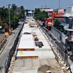 Jalan Layang Manahan Solo Diuji Coba 3 Hari Pekan Depan