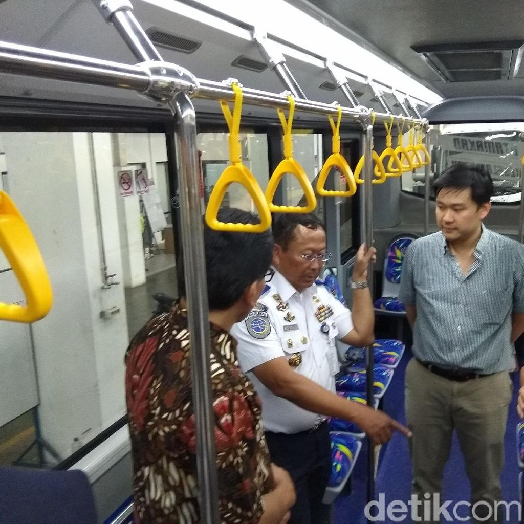 Pemerintah Siapkan 240 BRT, 90 Unit Dipesan di Semarang