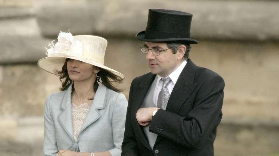 Potret Kisah Cinta Rowan Atkinson dan Mantan Istri