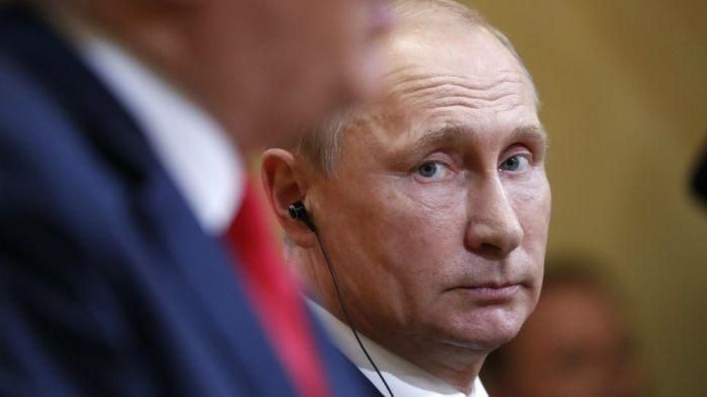 Donald Trump Mengundang Vladimir Putin ke Amerika Serikat