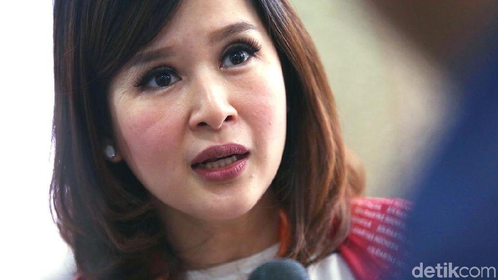 Ketum PSI Grace Natalie Temui Cak Imim di DPP PKB