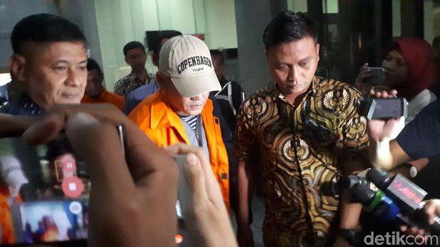 Fahmi Darmawansyah Keluar dari KPK
