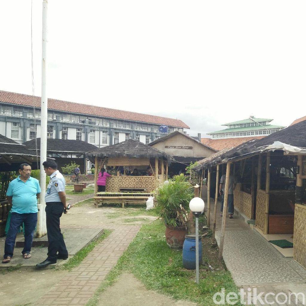 Jejak Tamasya Napi dan Fasilitas Mewah di Lapas Sukamiskin