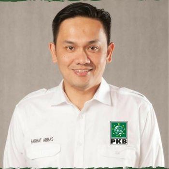 Jadi Jubir Jokowi, Farhat Abbas Siapkan Stamina