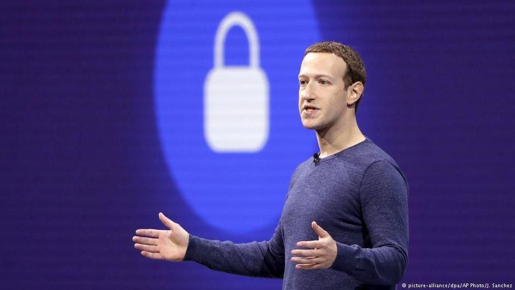 Menlu Jerman Kritik Facebook Tidak Hapus Konten Penyangkalan Holocaust