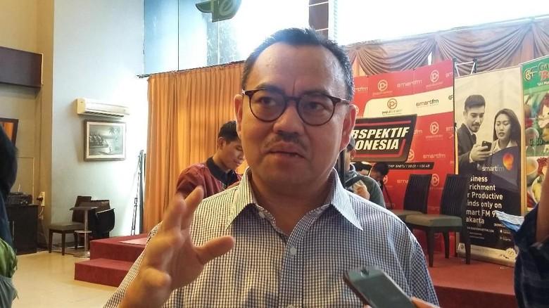 7 Menteri Maju Caleg, Sudirman Said Sindir Kebijakan Jokowi