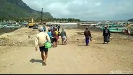 Tak Trauma Insiden Kapal Tenggelam, Nelayan di Jember Tetap Melaut