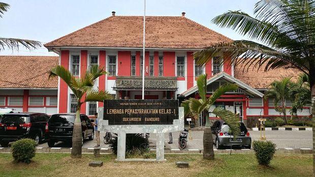 Lapas Sukamiskin, Bandung, usai operasi KPK.