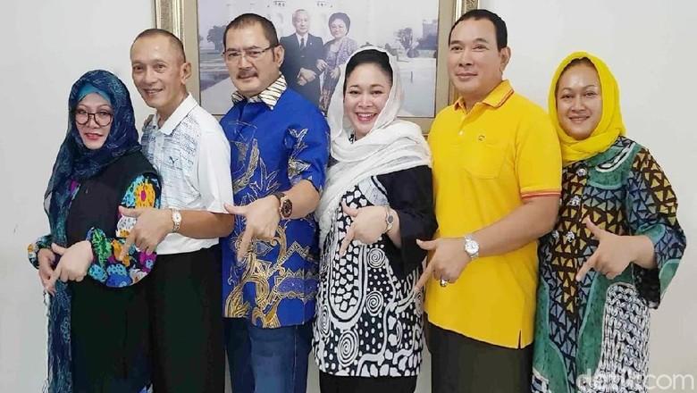 Semua Anak Soeharto Kader Berkarya, Tutut akan Jadi Juru Kampanye