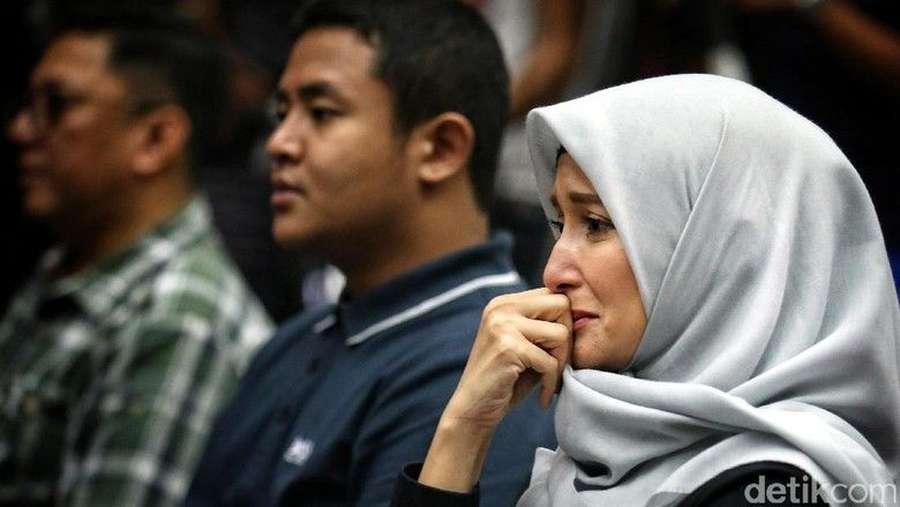 Inneke Koesherawati, Nangis Dengar Vonis Suami Sekarang Diamankan KPK