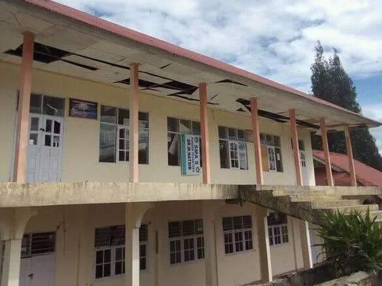 Gempa 5,5 SR di Padang, 1 Warga Tewas