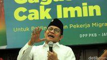 Cak Imin: Pesaing Tambah 1 Jika Pak JK Jadi Cawapres Jokowi