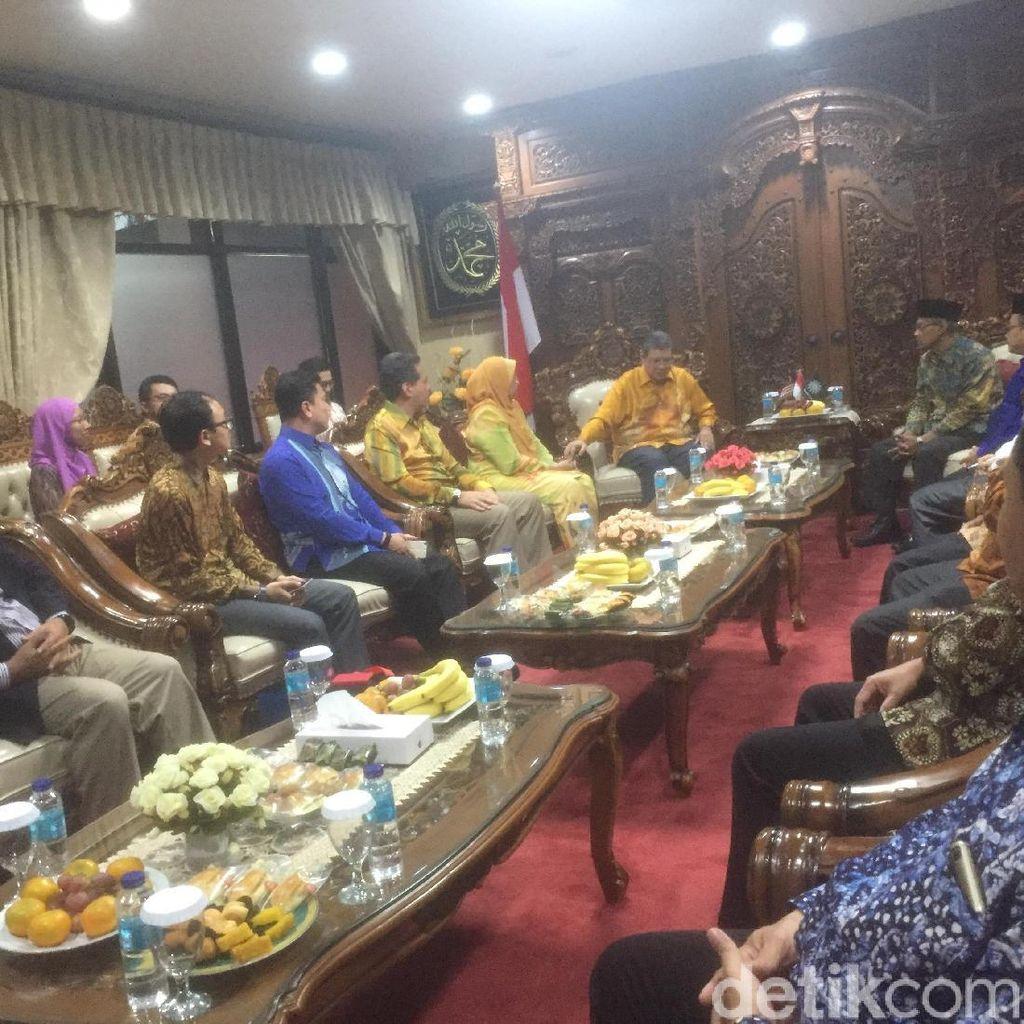 Menlu Malaysia Temui Ketum Muhammadiyah, Bahas Masalah Terorisme