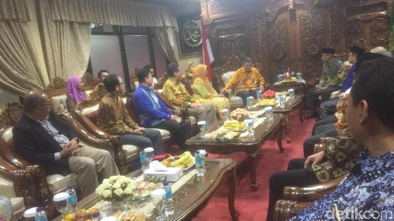 Menlu Malaysia Temui Ketum Muhammadiyah, Bahas Terorisme