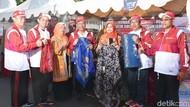 Pesta Rakyat Sambut Obor Asian Games di Situbondo