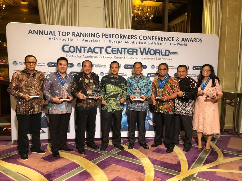 Pelayanan Prima, KAI Sabet Penghargaan Internasional di Makau