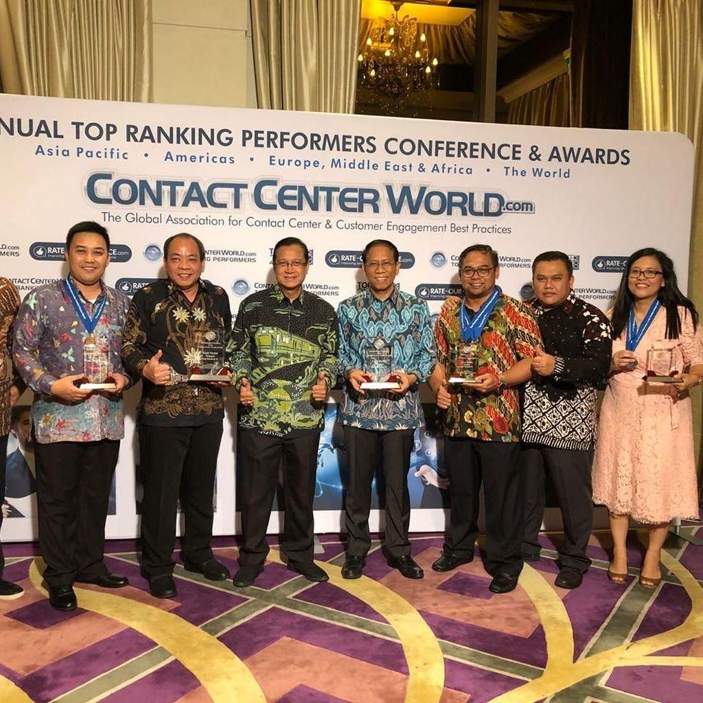 Pelayanan Prima, KAI Sabet Penghargaan Internasional di Macau