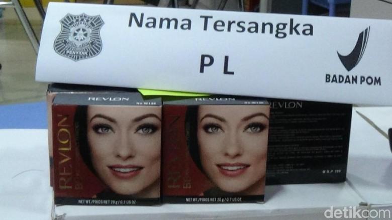 25 Ribu Kosmetik Ilegal Disita BPOM Manado