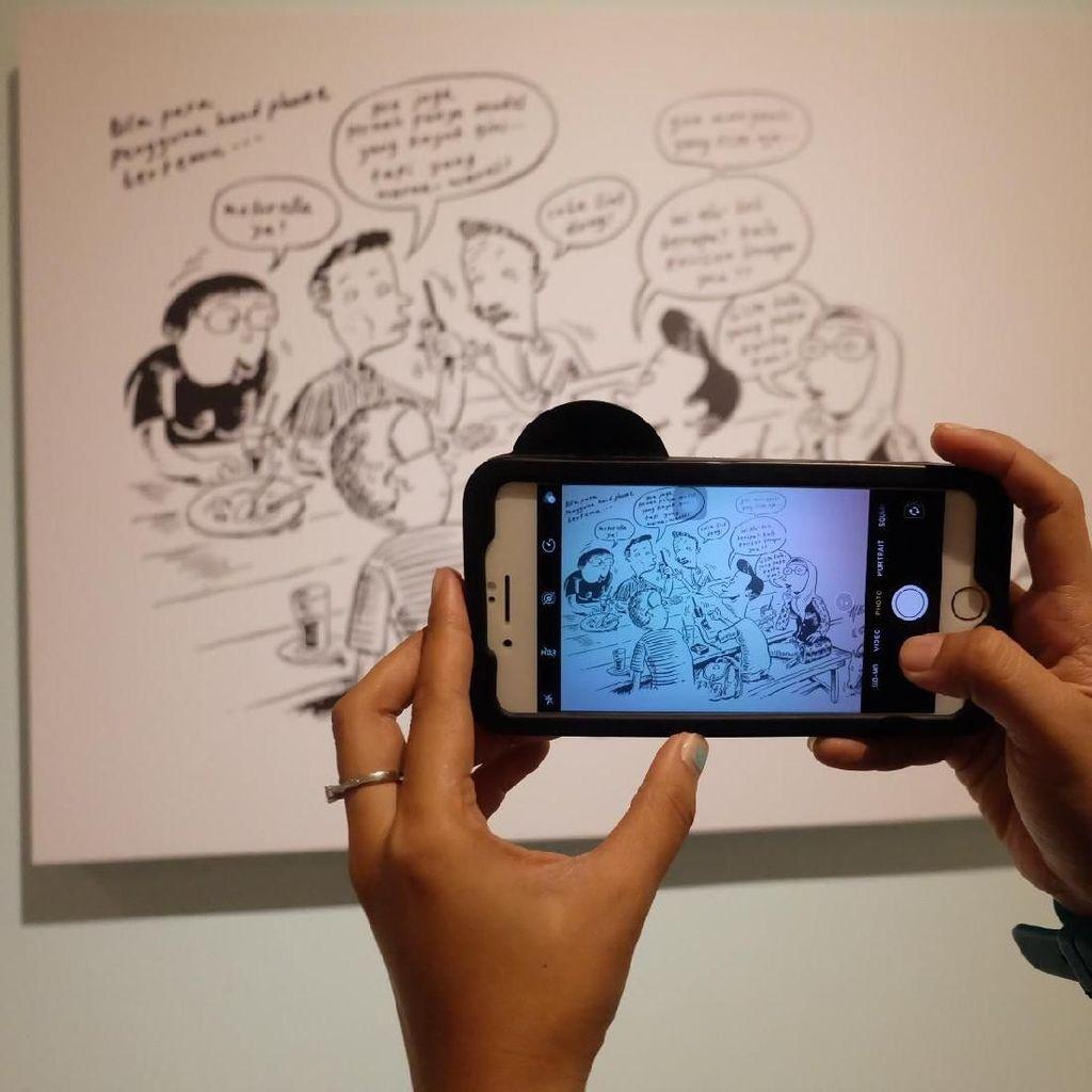 Dari Kartun Gaya Hidup, Kartunis Mice Kini Beralih ke Game