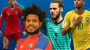 Rambut Terbaik di Piala Dunia 2018, Salon dOr