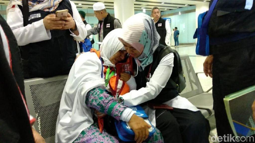 Jemaah Haji Asal Gowa Meninggal di Imigrasi Bandara Madinah