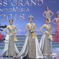 Menang Miss Grand Indonesia 2018, Finalis Bengkulu Pakai Mahkota Rp 3 M