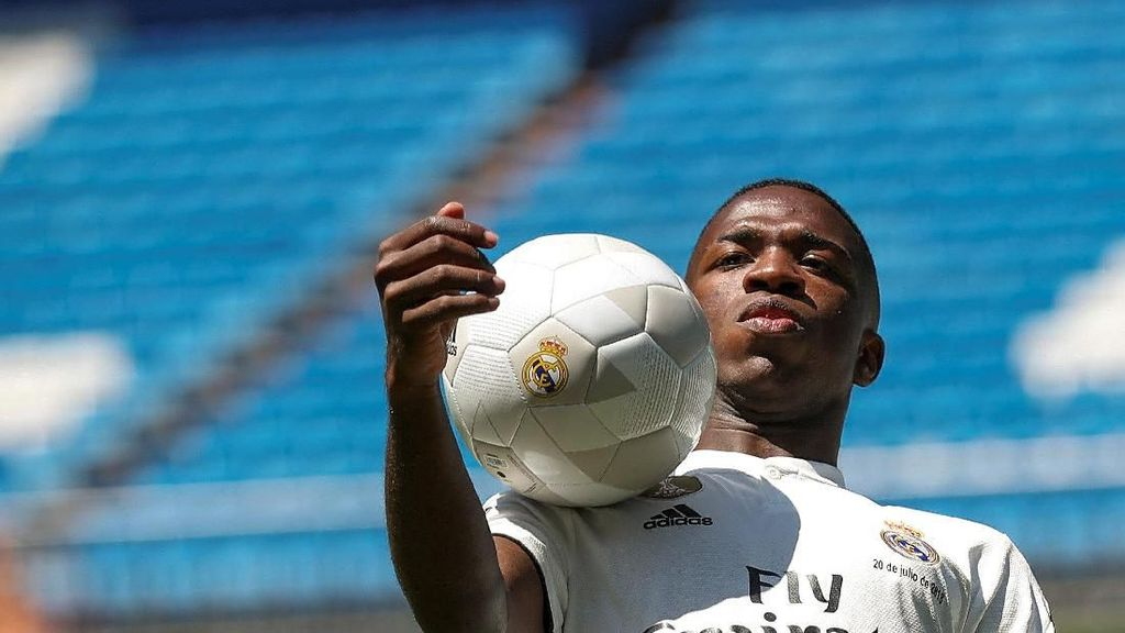 Vinicius adalah Bintang Masa Kini dan Masa Depan Madrid