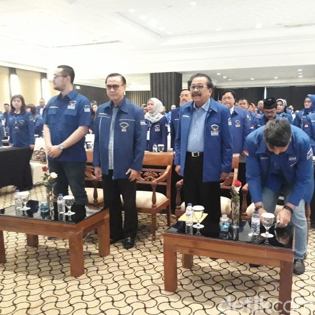 Pakde Karwo Minta DPP PD Pertimbangkan Dukung Jokowi di Pilpres 2019