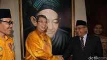Menlu Malaysia Datuk Saifuddin Abdullah Temui Said Aqil