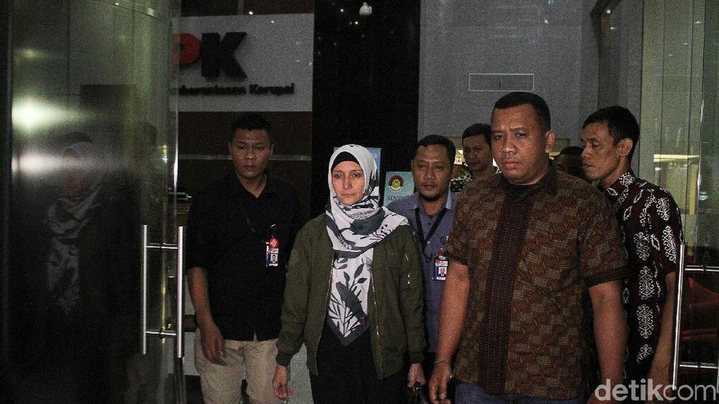 Alasan KPK Amankan Inneke Koesherawati Terkait Kasus Suap Suami