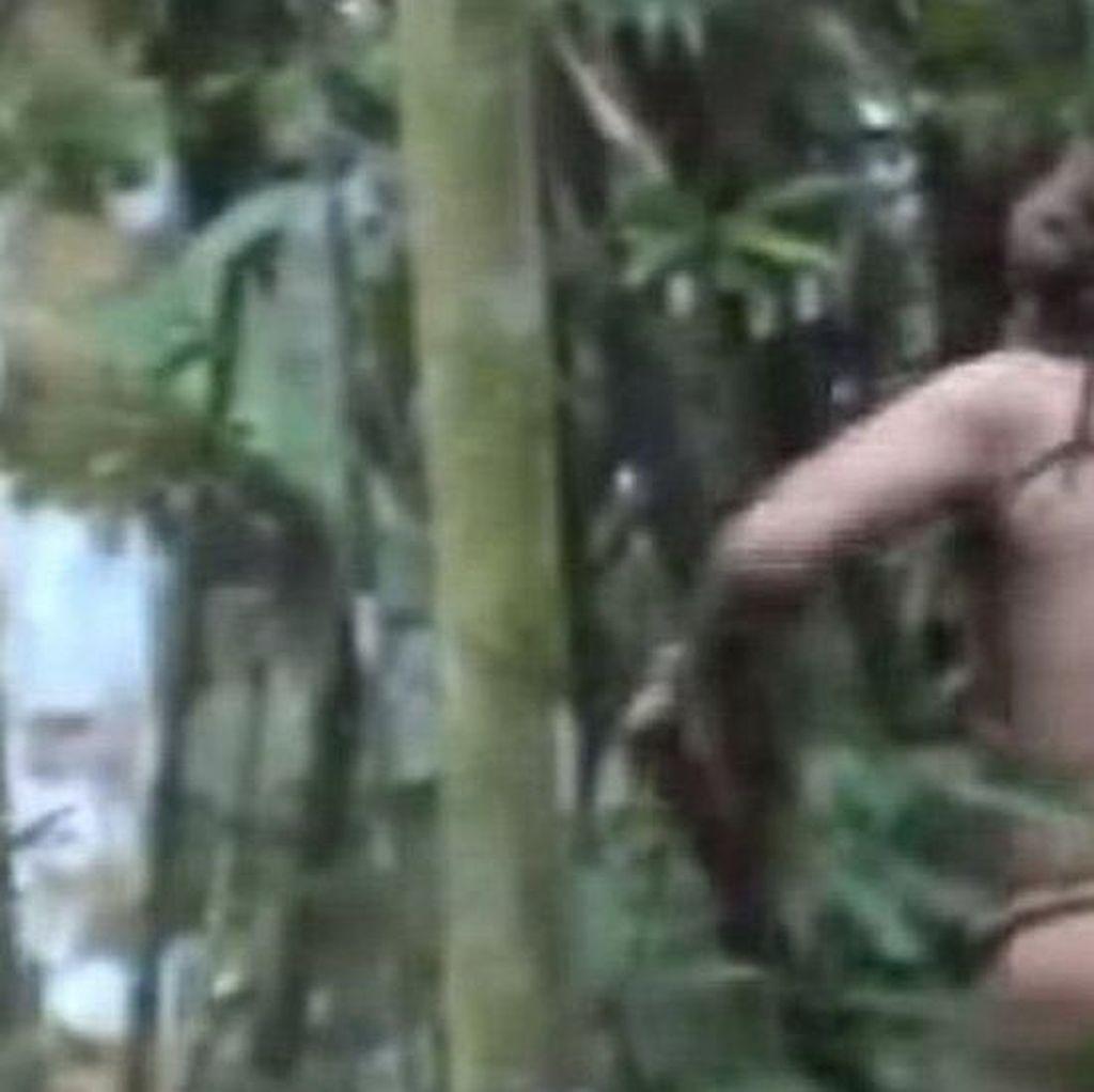 Kisah Pria Paling Kesepian di Dunia dan Terasing di Hutan Amazon