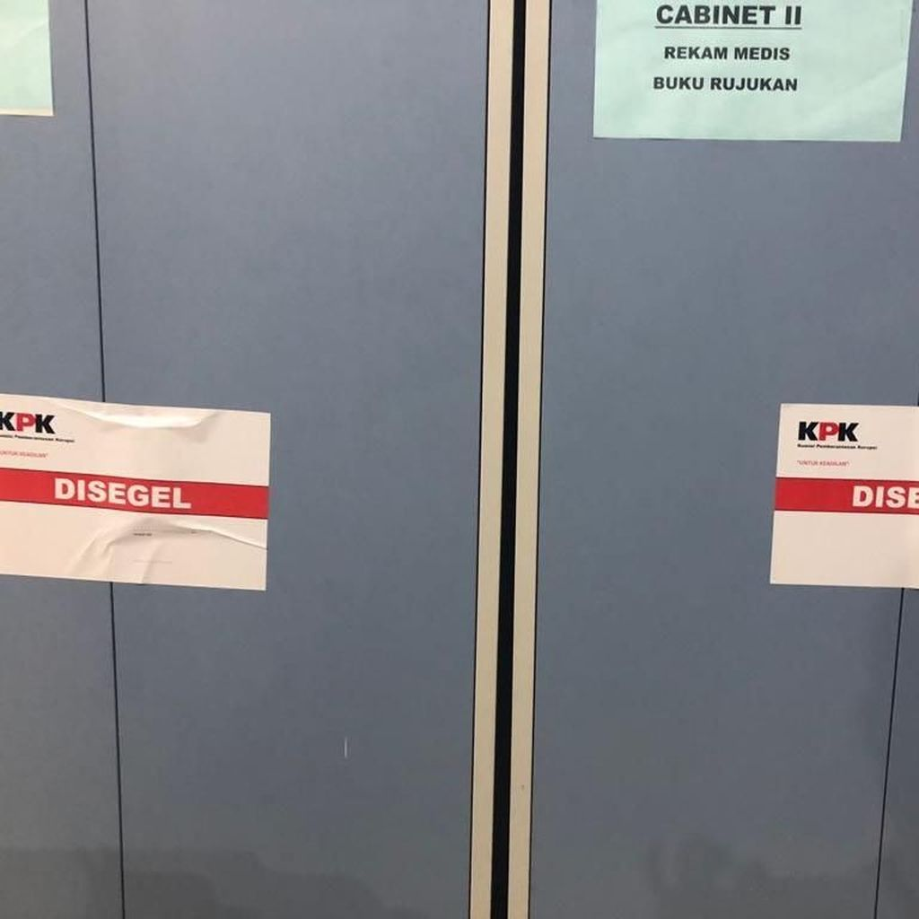 Momen Kalapas Sukamiskin Ditangkap KPK