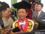 Kata Mahfud MD yang Tak Mau Ge-Er Jadi Kandidat Cawapres Jokowi