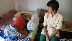 Ironis, 9 Tahun Lumpuh Remaja asal Jombang Ini Tak Punya BPJS dan KIS