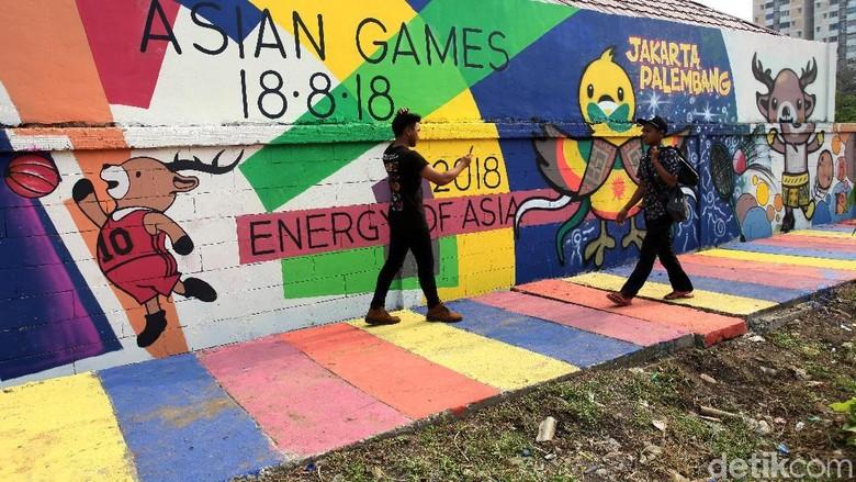Melihat Kampung Tematik Asian Games