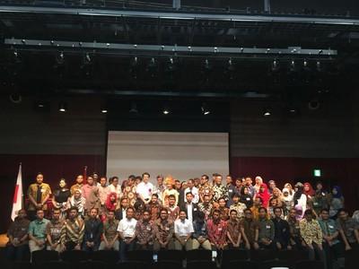 Gunung Agung Jadi Inspirasi Sanur Village Festival 2018