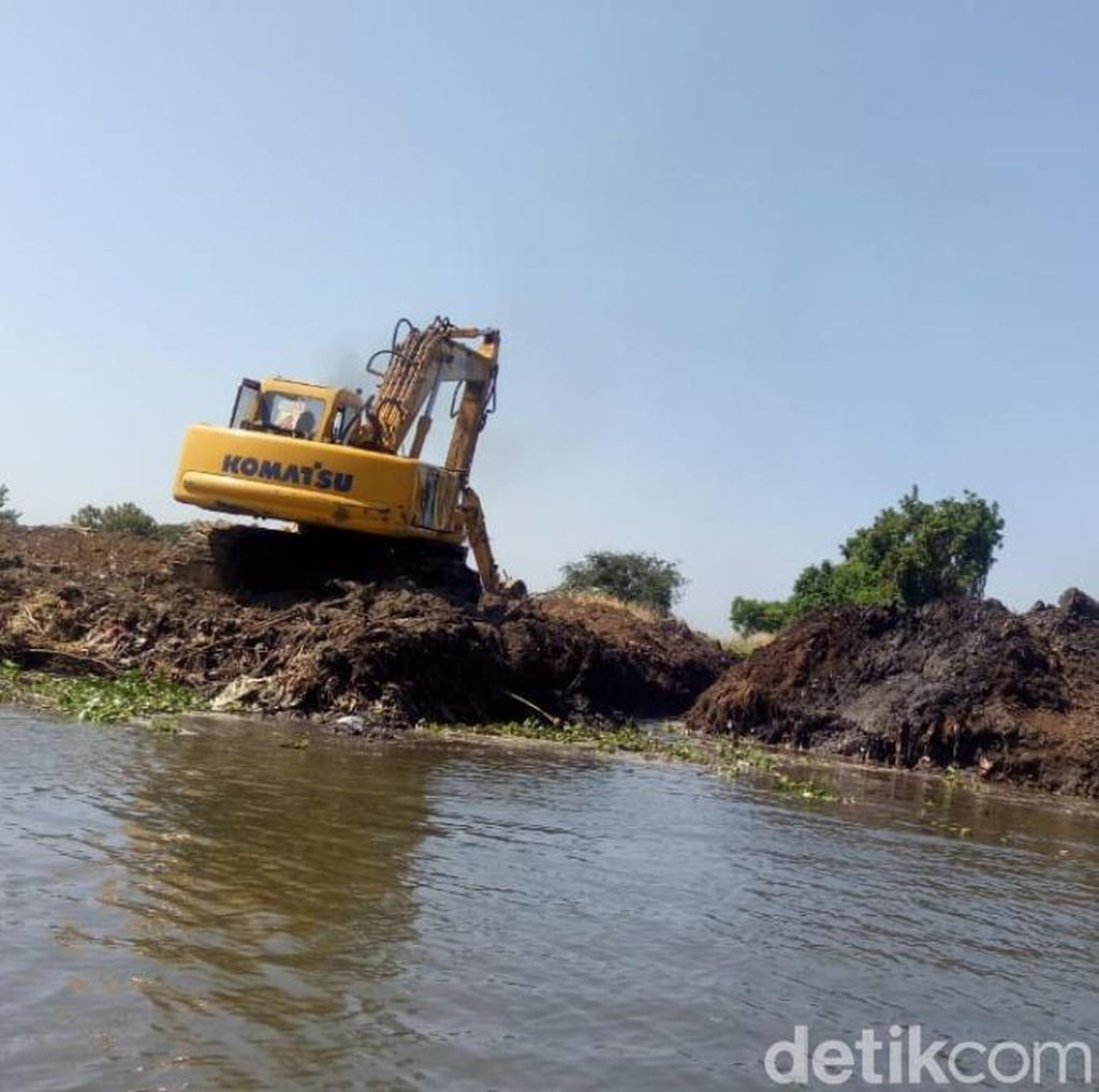 Normalisasi Sungai di Pasuruan, Kementerian PUPR Gelontor Rp 200 M