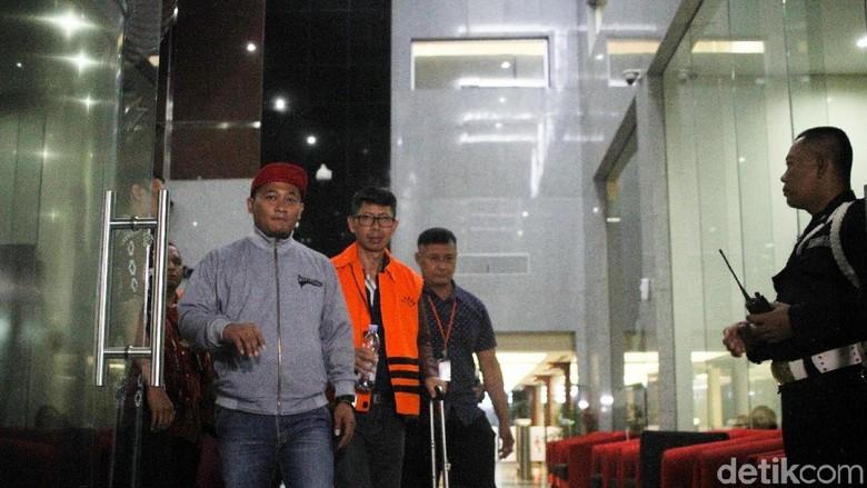 Kalapas Sukamiskin Wahid Husen Ditahan KPK