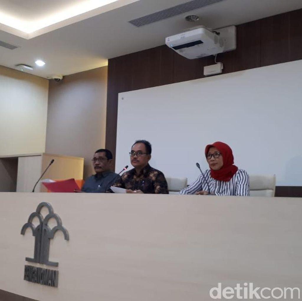 Wawan Kembali ke Sel, Fuad Amin Dirawat karena Muntah Darah