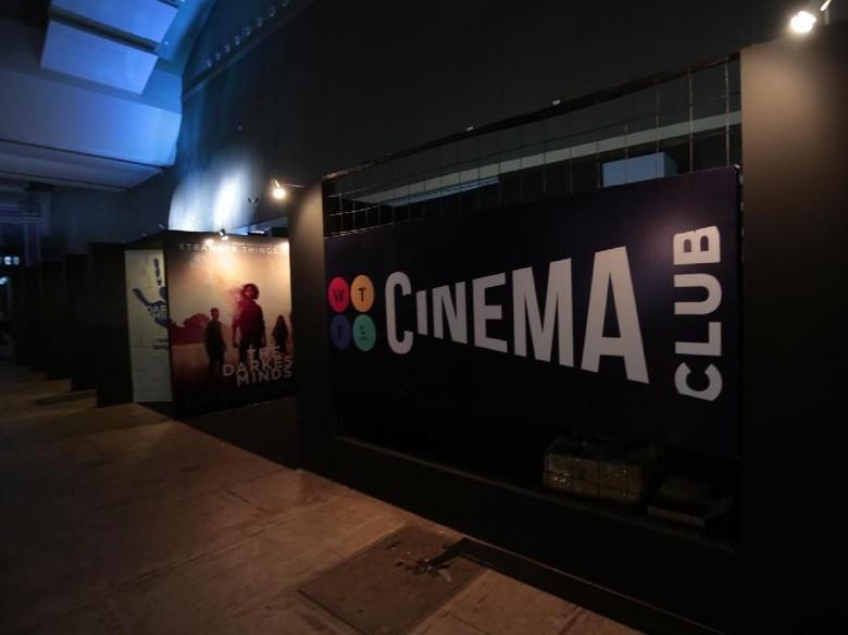 Cinema Club di We The Fest 2018 Foto: Asep Syaifullah